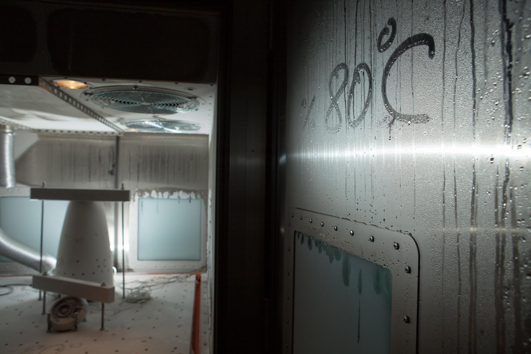 Bang & Olufsen 'Torture Chamber'